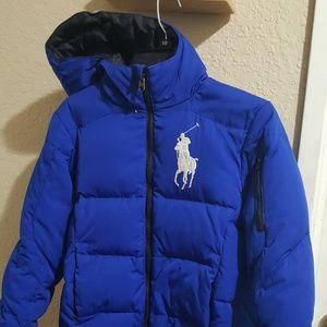 Polo By Pony Coa Down Boys Ralph Big Lauren Puffer e2HIDW9YE